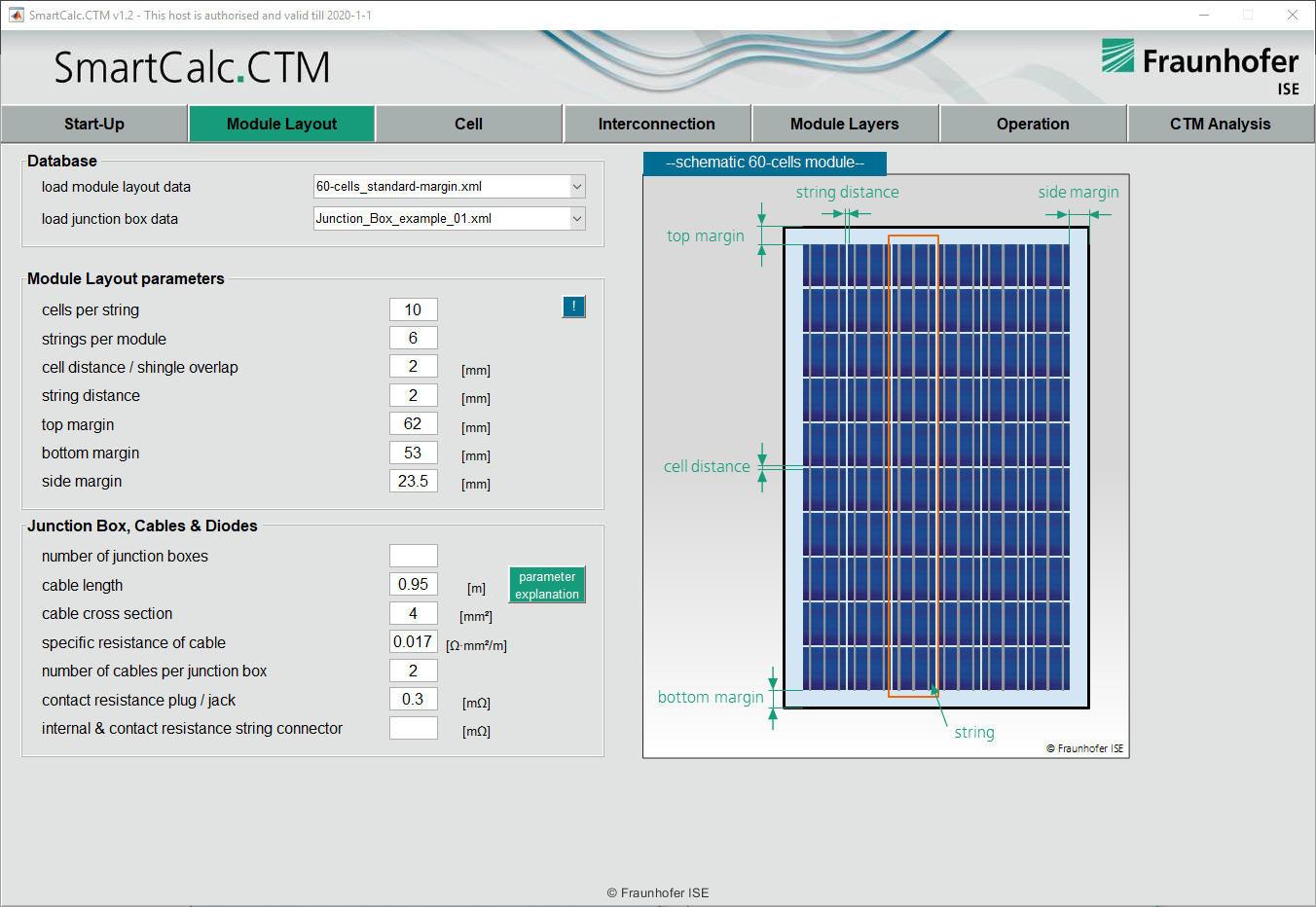 SmartCalc CTM - The Software